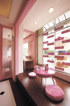 顶楼露台阳光房装修设计效果图