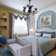 现代都市卧室