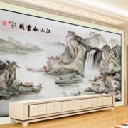 简约风格电视背景墙装饰