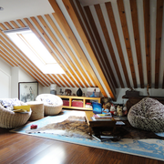 现代卧室造型图