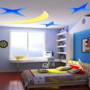 儿童房设计梦幻色