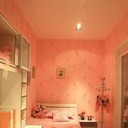 欧式简约田园风格室内背景墙装饰