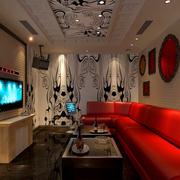 ktv设计背景墙图