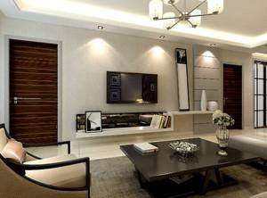 后现代风格客厅沙发装饰