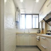 韩式清新风格厨房整体橱柜装饰