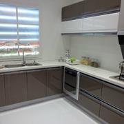 厨房设计飘窗图