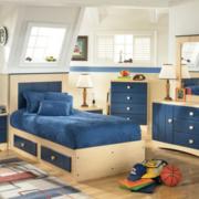 儿童房榻榻米床