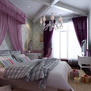 简约风格欧式卧室欧辰装饰