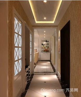 走廊过道吊顶装修效果图