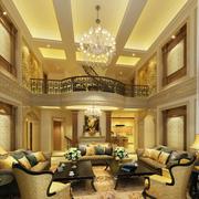 欧式风格客厅奢华沙发装饰