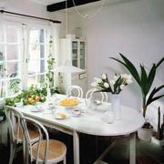 简约公寓简约折叠餐桌