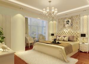 浅色温馨型卧室