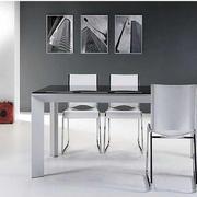 公寓简约折叠餐桌