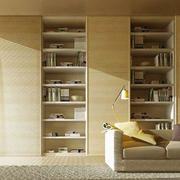 精美小户型书柜