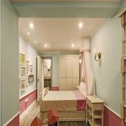 舒适简洁儿童房卧室