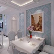 清新韩式餐厅图片