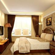 美式出众的卧室