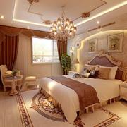 优雅气质的卧室飘窗