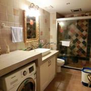 卫生间洗手台欣赏