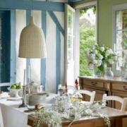 唯美法式浪漫餐厅