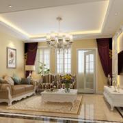 精致舒适的客厅