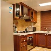 现代简约型小厨房