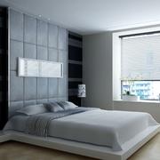小户型单身公寓卧室