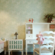 儿童房简约小型书桌