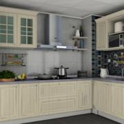 厨房防水防潮橱柜