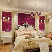 欧式典雅的卧室