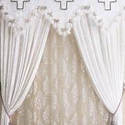 客厅优雅气质的窗帘