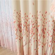 清新甜美的窗帘