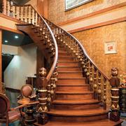 精致型楼梯装修图片