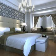 卧室舒适榻榻米欣赏