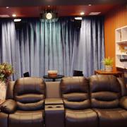 家居影院舒适沙发椅