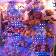梦幻玩具店灯光