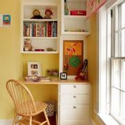 书房简约实用书桌
