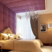 欧式时髦的卧室