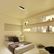 暖色调之淡雅欧式卧室
