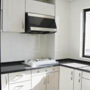 厨房白色简洁橱柜