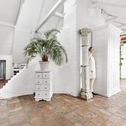 公寓白色个性设计