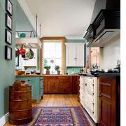 美式厨房精美地毯