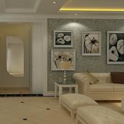 客厅墙面装饰画欣赏