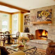 客厅奢华效果设计图