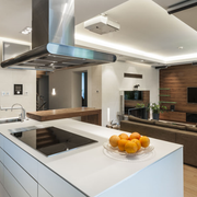 精致现代化厨房图片