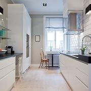 公寓厨房效果图片