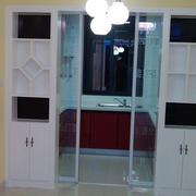 厨房隔断置物柜展示