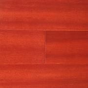 番茄色的地板