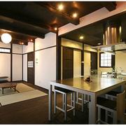 厨房木地板设计大全