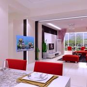 粉色调别墅客厅设计